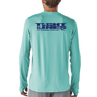 Patagonia Tight Lines Tropic Comfort Crew II - Straight Blue