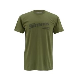 Simms Working Waders T-Shirt Olive