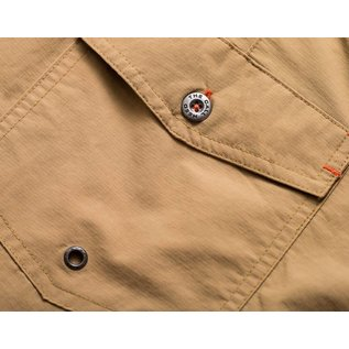 Howler Brothers Horizon Shorts Colonial Khaki