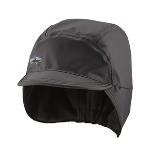 Water-Resistant Shelled Synchilla Cap -  Forge Grey L/XL