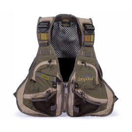 Fishpond Elk River Youth Vest - Pine Needle