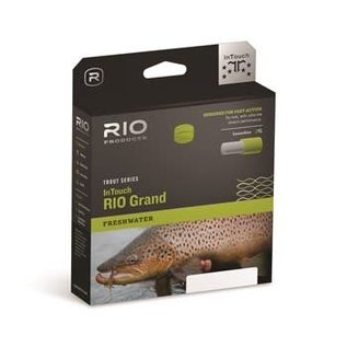 RIO InTouch Rio Grand - Green/Gray/Yellow