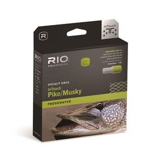 Rio InTouch Pike/Musky Floating Line
