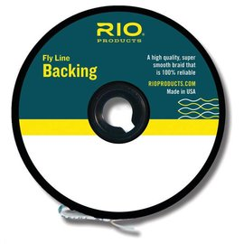 RIO Flyline Backing 30Lb 100Yd Orange