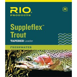 9' Rio Suppleflex Trout Leaders