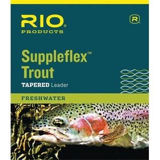 9' Rio Suppleflex Trout Leaders