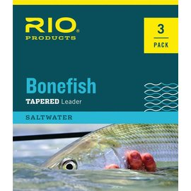 Rio Bonefish Leader 3 Packs