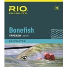 RIO Rio Bonefish Leaders - 10ft