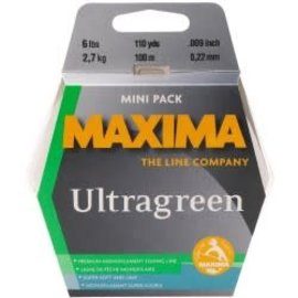 Ultragreen Maxima Mini Pack - 110 Yard Spool
