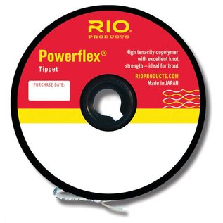 Rio Powerflex Tippet - 30 Yard Spool