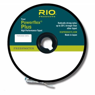 RIO Rio Powerflex Plus Tippet - 50 Yard Spool