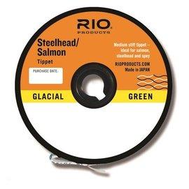 SALMON/STEELHEAD GLACIAL GREEN TIPPET