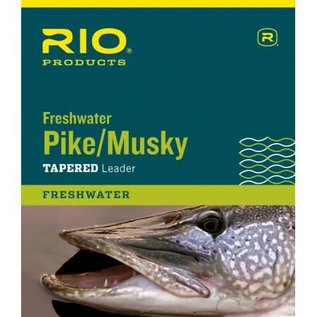 RIO PIKE/MUSKY II 7.5' 30LB CLASS 30LB KNOTTABLE WIRE