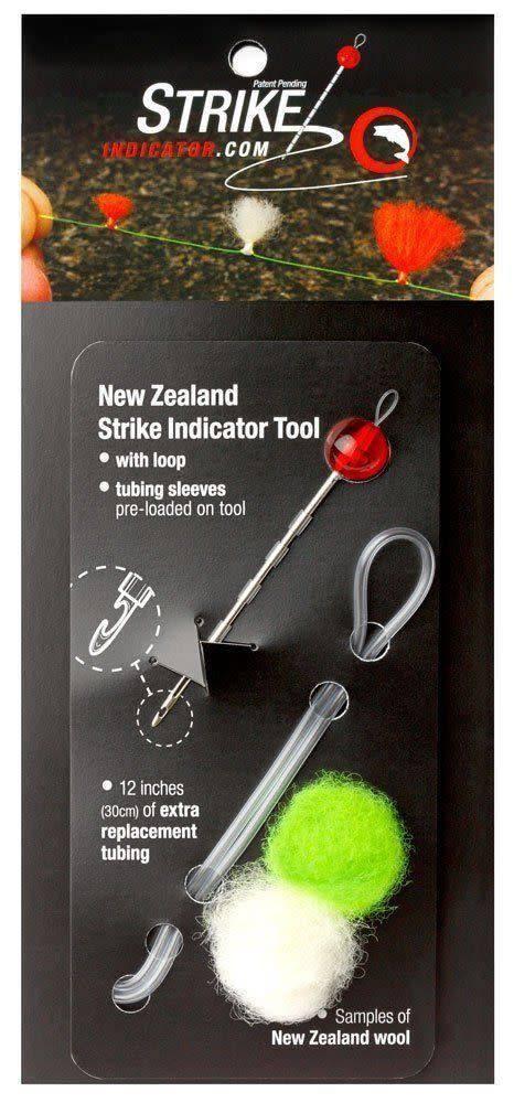New Zealand Strike Indicator Tool Kit