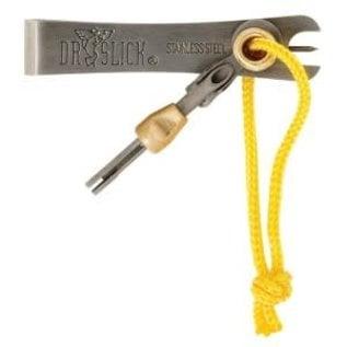 Nipper w/Pin, File & Knot Tyer-Silver