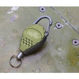 Fishpond Arrowhead Retractor- Moss