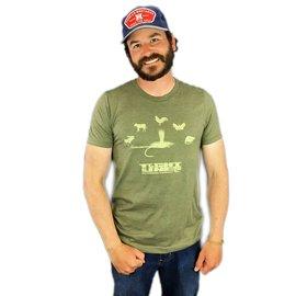 Anatomy of an Adams T-Shirt