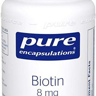 Pure Encapsulations Biotin 8mg 120 caps