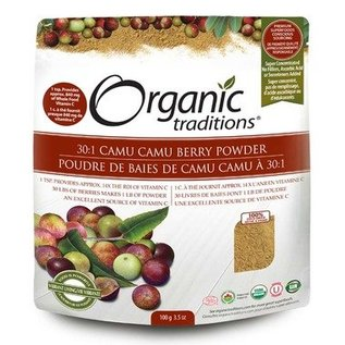 Organic Traditions Camu Powder Berry Powder