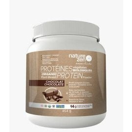 Nature Zen Protein Powder -Chocolate 454g