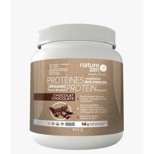 Nature Zen Protein Powder -Chocolate 454g