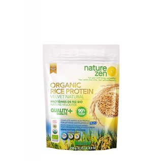 Nature Zen Nature Zen Protein POWDER 250G NATURAL FLAVOUR