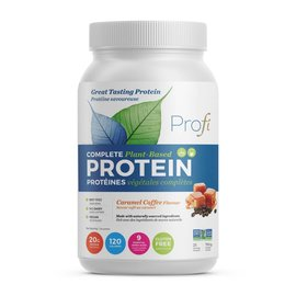 ProFi Caramel Coffee Protein Powder 750g /plant-based