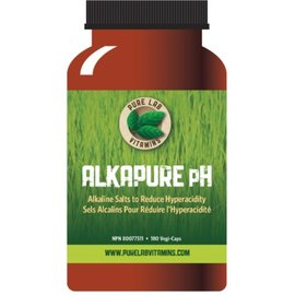 Pure Lab Vitamins Alkapure pH 60vcaps