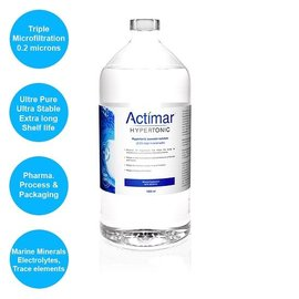 Actimar Actimar Hypertonic 1000ml