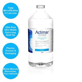 Actimar Actimar Isotonic seawater solution 1000ml