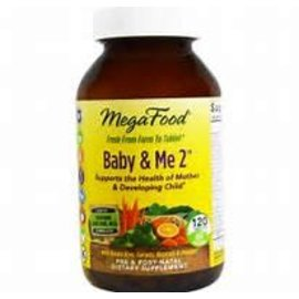 Mega Food Baby and me 2 120 tablets