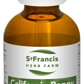 St. Francis California Poppy - 50ml