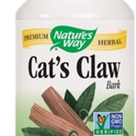 Nature's Way Cats Claw 100 capsules 485mg