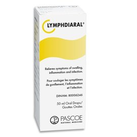 Pascoe Lymphdiaral 50ml oral drops