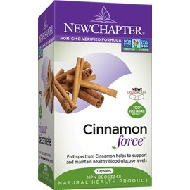 New Chapter Cinnamon force 30 capsules