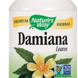 Nature's Way Damiana 100 capsules