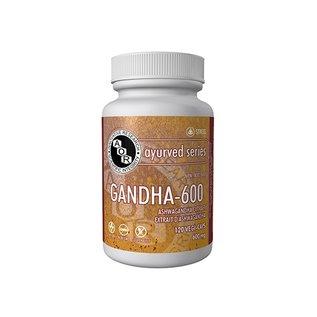 AOR Gandha-600 120 v caps 600mg