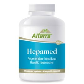 Alterra Hepamed (hepatic regenerator) 90vcaps
