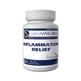 AOR Inflammation Relief 60 Liquid caps 280mg