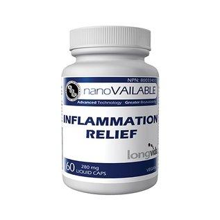 AOR Inflammation Relief 60 Liquid caps 280mg