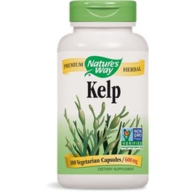 Nature's Way Kelp 180 Cap