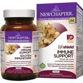 New Chapter Lifeshield Immune Support 72 capsules