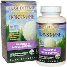 Host Defense Lion's Mane 60vcaps