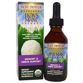 Host Defense Lion s Mane extract 60ml