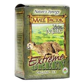Mate Factor Yerba Mate Extreme Green 20 bags