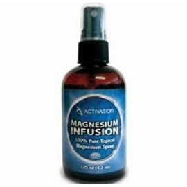 Activation Magnesium Infusion 125ml spray
