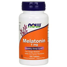 Now Melatonin 1mg 100 tabs