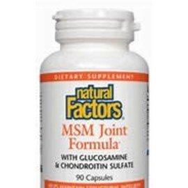 Natural Factors MSM Joint Formula 90/CAP