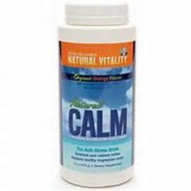 Natural Calm Natural Calm Orange Flavour Magnesium Powder 452mg