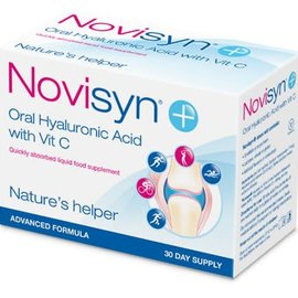 NOVISYN & PURE HA Novisyn Hyaluronan 5ml 30 sachets